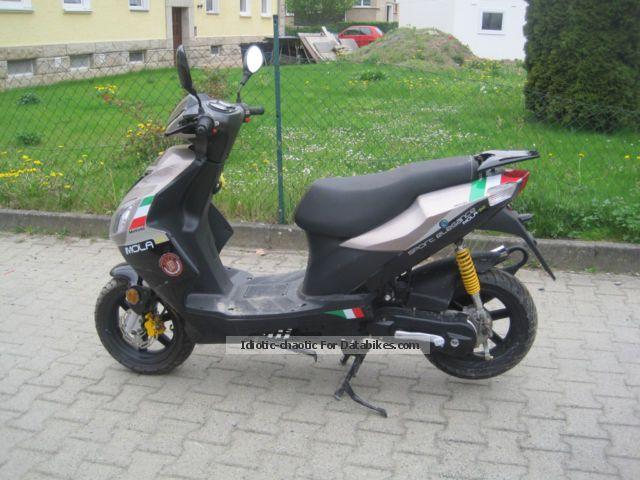 Motobi  Imola SE 2014 Scooter photo