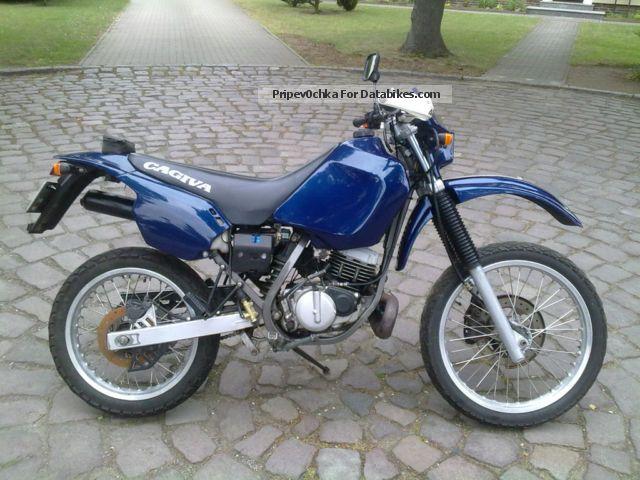1999 Cagiva  W8 125cc - 10,942 km, 10kW/14PS Motorcycle Enduro/Touring Enduro photo