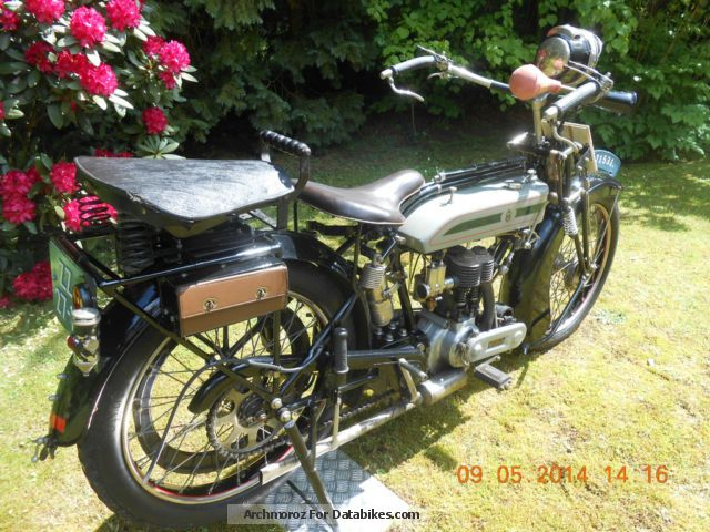 Triumph  SD Coventry 1923 Vintage, Classic and Old Bikes photo