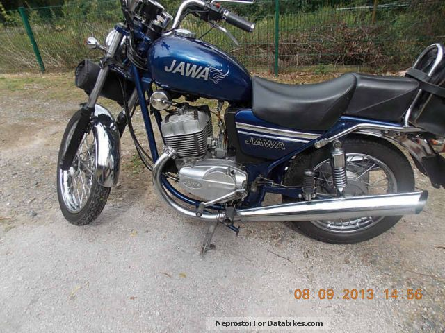 1996 Jawa  Chopper 369 Motorcycle Chopper/Cruiser photo