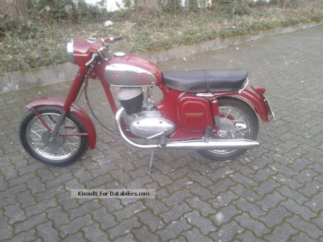 Jawa  Panelka 1970 Vintage, Classic and Old Bikes photo