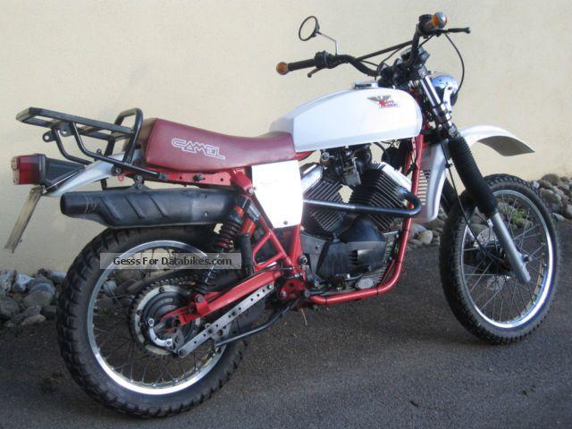 1985 Moto Morini  Camel 500 R Motorcycle Enduro/Touring Enduro photo