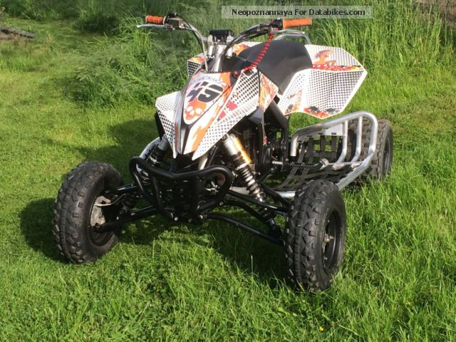 2008 KTM  XC 525 SXS 540 Ready to Race SX 450 505 Motorcycle Quad photo