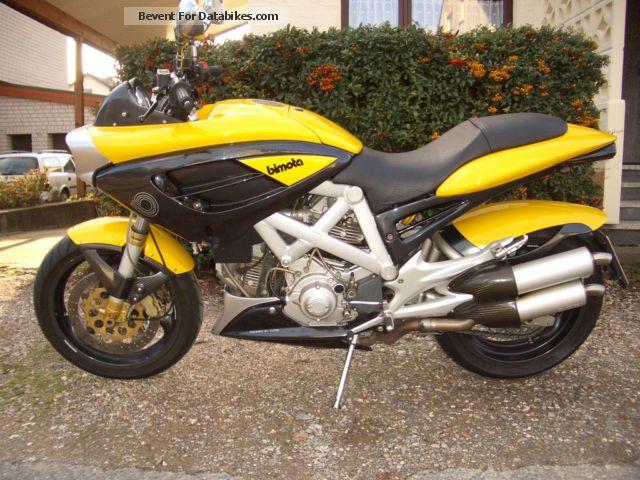 1998 Bimota  Mantra DB3 Motorcycle Naked Bike photo