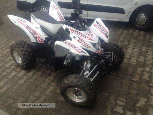 2014 Aeon  cobra 400 Motorcycle Quad photo