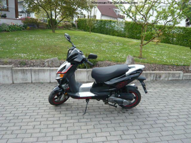 2012 Pegasus  GP 2 Motorcycle Scooter photo