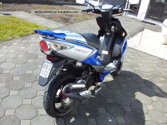 2007 Pegasus  RX-50 Motorcycle Scooter photo