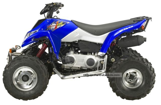 2013 PGO  *** NEW SEALED 0 KM X-FIRE 300 SPECIAL PRICE *** Motorcycle Quad photo