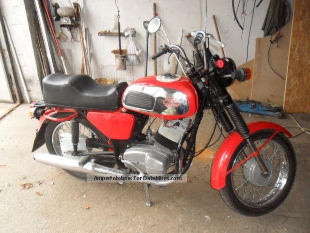 1982 Jawa  350 Motorcycle Motorcycle photo