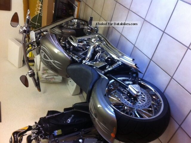 2000 Harley Davidson  Harley-Davidson Softtail Motorcycle Chopper/Cruiser photo
