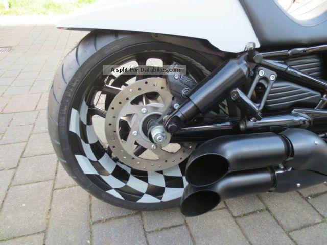 2014 Harley Davidson  Harley-Davidson Night Rod Special _ airride _280er Motorcycle Chopper/Cruiser photo