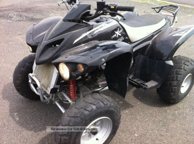 2007 Adly  ATV 220 Motorcycle Quad photo