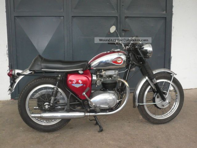 1967 BSA  A 65 Motorcycle Motorcycle photo