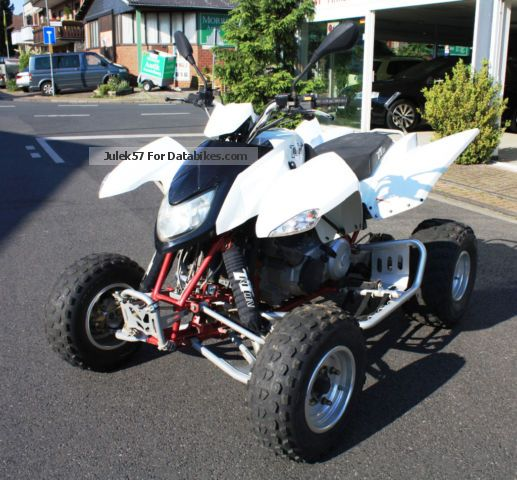 2009 Triton  Access Motorcycle Quad photo