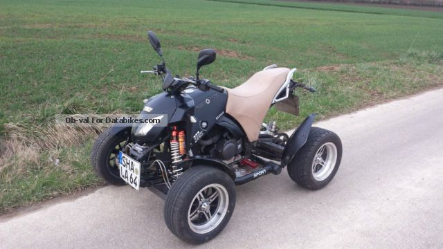 2010 Bashan  Bs30018 s Motorcycle Quad photo