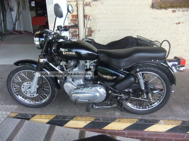 Royal Enfield  Electra team 5 speed electric start 2008 Motorcycle photo