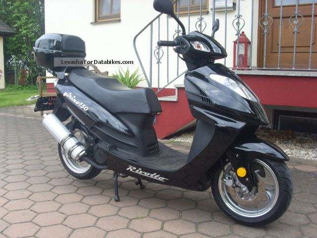 Other  Wangye WY150T-3 2007 Scooter photo