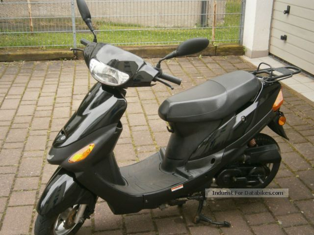 2006 Sachs  49er Motorcycle Scooter photo