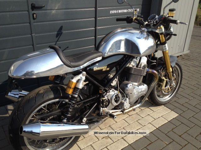 2013 Norton  961 KMT Racer Motorcycle Motorcycle photo