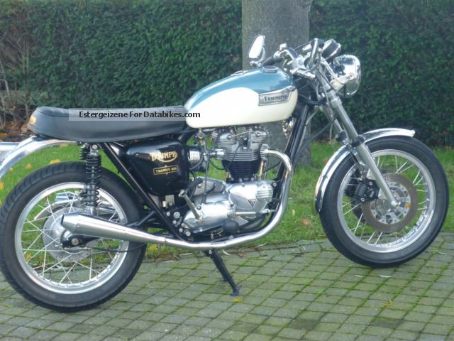 1972 triumph motorcycle modelson - photo #1