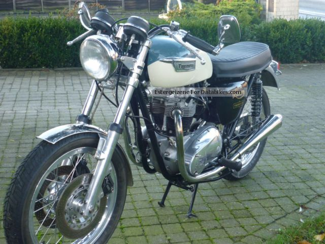 1972 triumph motorcycle modelson - photo #5
