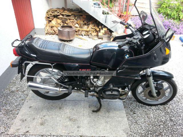 2012 BMW  R 80 RT Motorcycle Tourer photo
