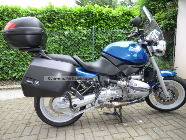 1998 BMW  850R Motorcycle Tourer photo