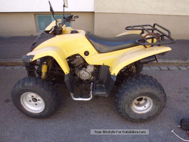 2008 Herkules  Quad Motorcycle Quad photo