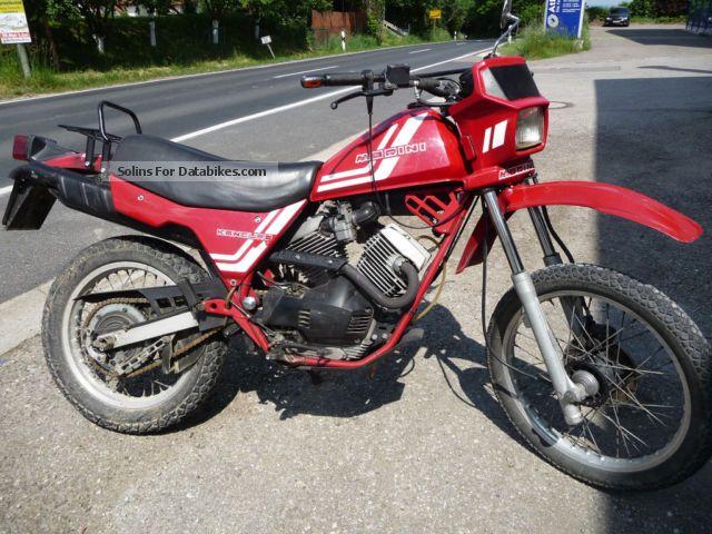 Moto Morini  Kangaro 350 X1 1986 Enduro/Touring Enduro photo