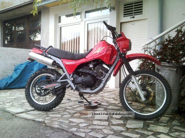 1988 Moto Morini  350 X2 Motorcycle Enduro/Touring Enduro photo