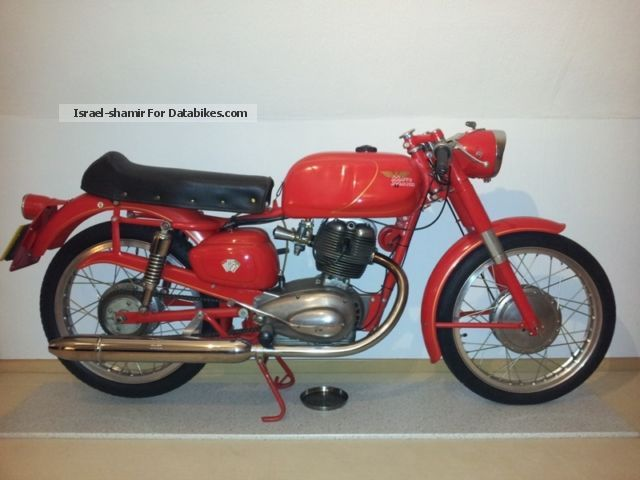 Moto Morini  Tresette Sprint 1961 Vintage, Classic and Old Bikes photo