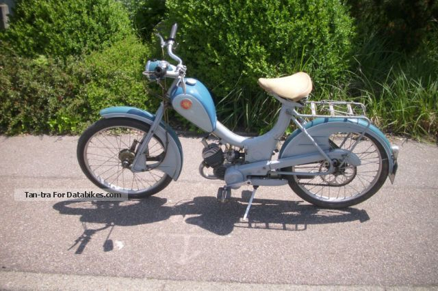 Kreidler  Junior, Type J51 / 1 1955 Vintage, Classic and Old Bikes photo