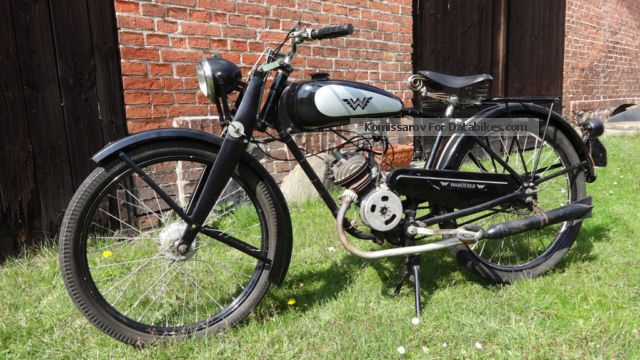 Sachs  Hiking 1938 Vintage, Classic and Old Bikes photo