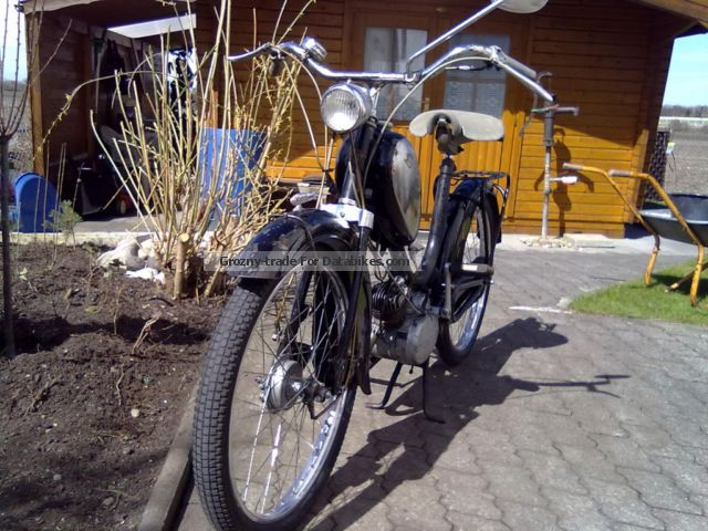 Maico  Wiesel orig. Condition, ready to ride, with papers 1955 Vintage, Classic and Old Bikes photo