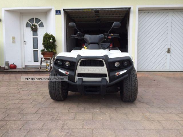 2014 Cectek  New vehicle Quadrift 500 Special Price! Motorcycle Quad photo