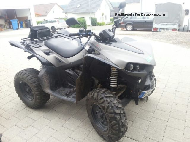 2010 Cectek  Quad Atv Motorcycle Quad photo