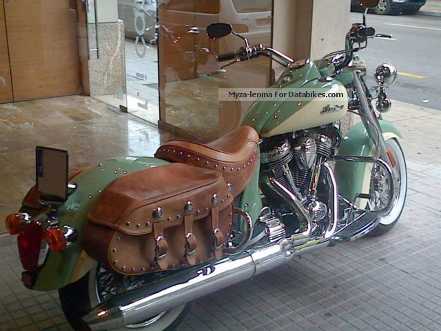 2013 Indian  Chief Vintage Motorcycle Chopper/Cruiser photo