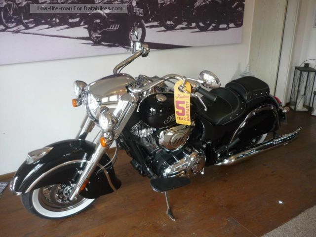 2014 Indian  Chief Classic 5-year warranty Motorcycle Chopper/Cruiser photo