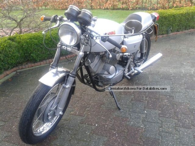Moto Morini  Cafe Racer 1973 Vintage, Classic and Old Bikes photo