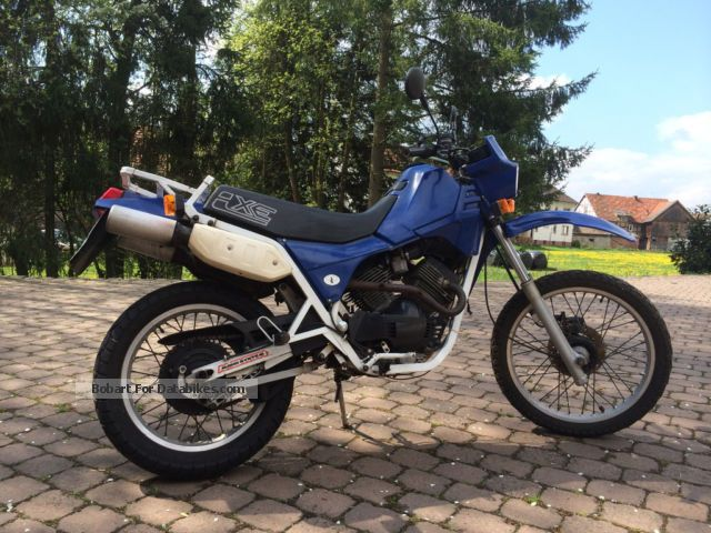 1990 Moto Morini  350x2 Kangaro Motorcycle Enduro/Touring Enduro photo