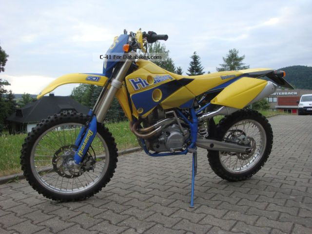 Husaberg  FE 501 2005 Enduro/Touring Enduro photo