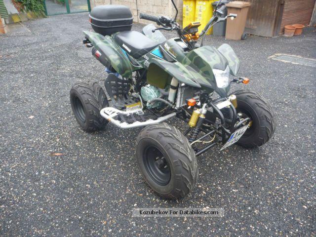 2009 Bashan  ATAV200S-7 Motorcycle Quad photo