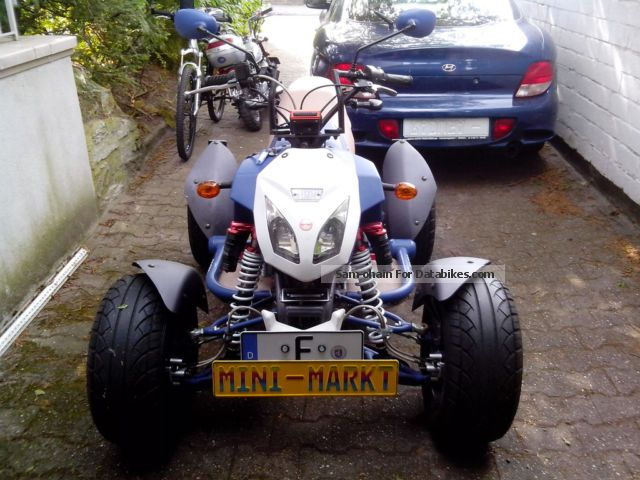 2009 Bashan  300S 18 Motorcycle Quad photo
