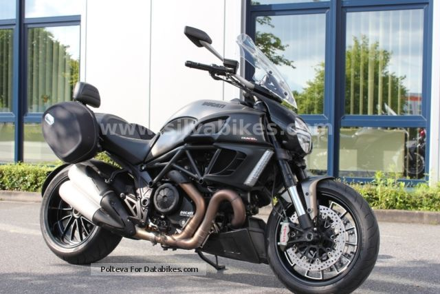 2013 Ducati  DIAVEL STRADA * SUPER CONDITION Motorcycle Tourer photo