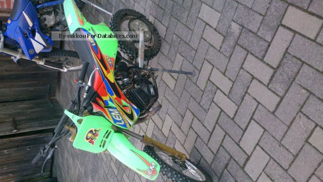 2000 Moto Morini  LEM LX3 S Motorcycle Rally/Cross photo