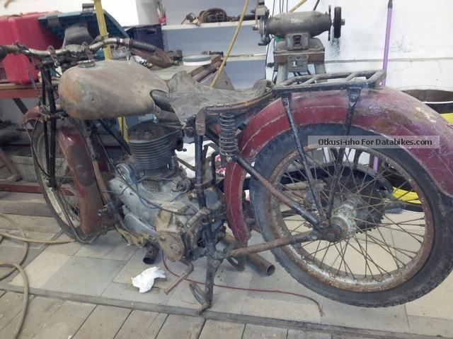 1928 NSU  T 500 Motorcycle Motorcycle photo