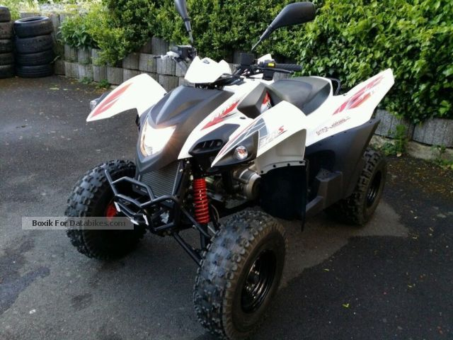 2011 Herkules  Adly 320 S Motorcycle Quad photo