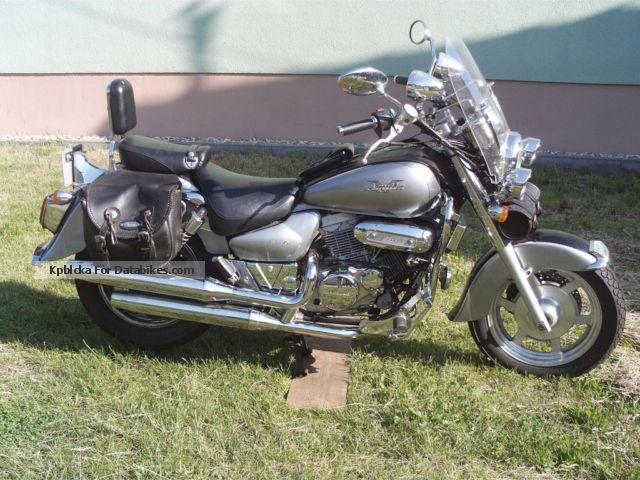 2006 Hyosung  GV 125 Motorcycle Chopper/Cruiser photo