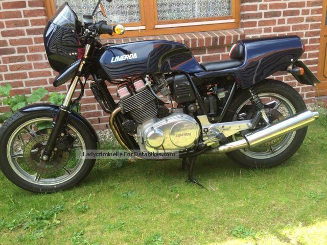 1988 Laverda  1000 RGA Motorcycle Motorcycle photo