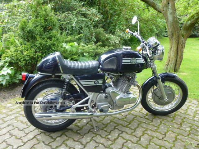1971 Laverda  750 GT Motorcycle Motorcycle photo